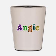 Angie Shiny Colors Shot Glass