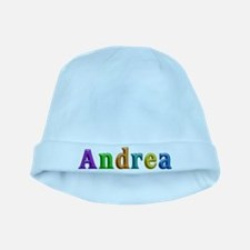 Andrea Shiny Colors baby hat