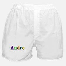 Andre Shiny Colors Boxer Shorts