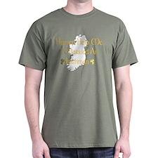 I Married An Irishman T-Shirt
