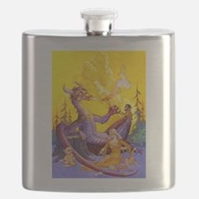Dragon Cookout Flask