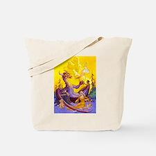 Dragon Cookout Tote Bag