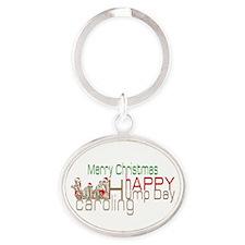 Happy Hump Day Caroling Keychains