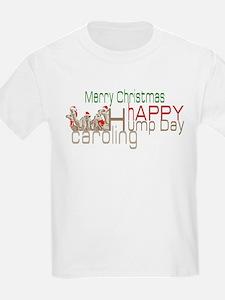 Happy Hump Day Caroling T-Shirt
