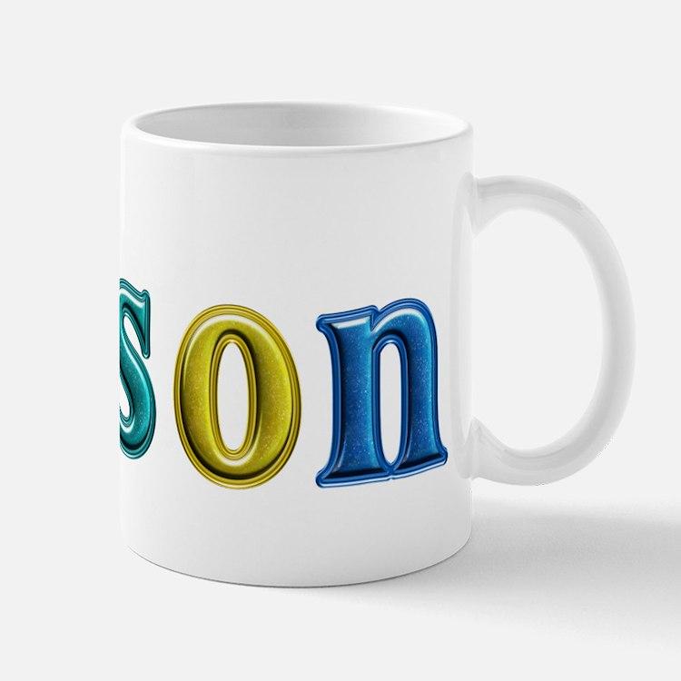 Alison Shiny Colors Mugs