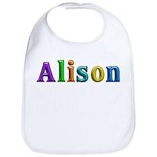 Alison Shiny Colors Bib