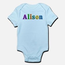 Alison Shiny Colors Body Suit