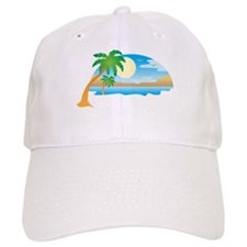 Summer - Vacation Baseball Baseball Cap