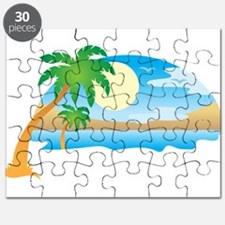 Summer - Vacation Puzzle