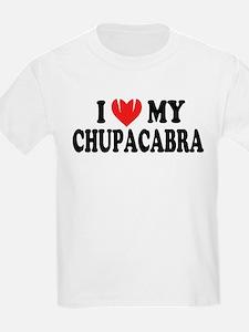 I love my chupacabra T-Shirt