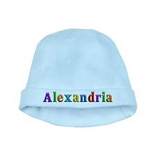 Alexandria Shiny Colors baby hat