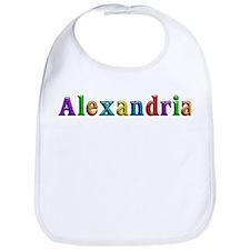 Alexandria Shiny Colors Bib