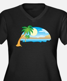Summer - Vacation Plus Size T-Shirt
