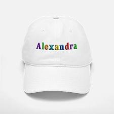 Alexandra Shiny Colors Baseball Baseball Baseball Cap
