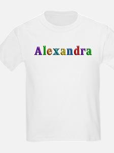 Alexandra Shiny Colors T-Shirt