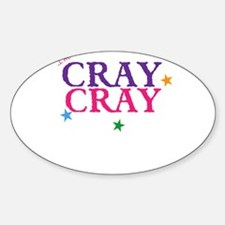 cray cray Decal