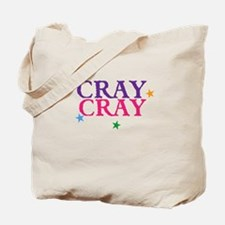cray cray Tote Bag