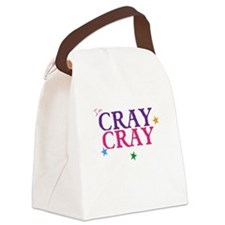 cray cray Canvas Lunch Bag