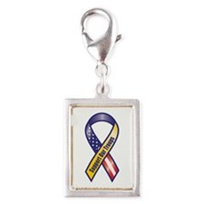 Support Our Troops - Ribbon Charms