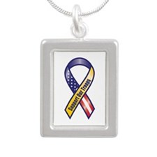 Support Our Troops - Ribbon Necklaces