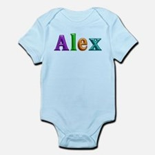Alex Shiny Colors Body Suit