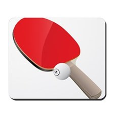 Table Tennis - Ping Pong Mousepad