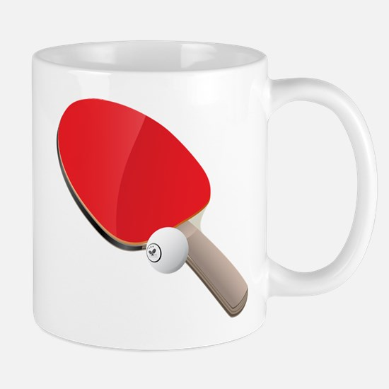 Table Tennis - Ping Pong Mugs