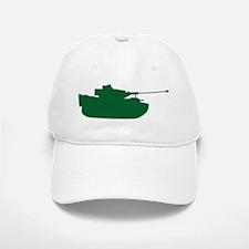 Tank - Army - Military Baseball Baseball Baseball Cap