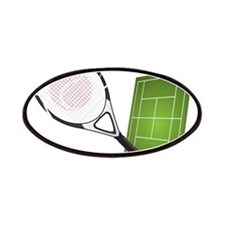 Tennis - Sport Patches