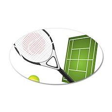Tennis - Sport Wall Decal