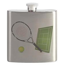 Tennis - Sport Flask