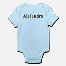 Alejandra Shiny Colors Body Suit