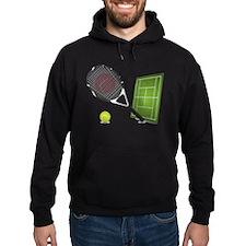 Tennis - Sport Hoodie