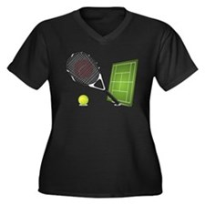 Tennis - Sport Plus Size T-Shirt