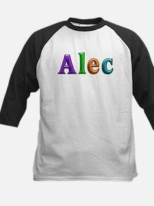 Alec Shiny Colors Baseball Jersey