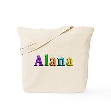 Alana Shiny Colors Tote Bag