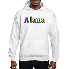 Alana Shiny Colors Hoodie