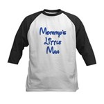 Mommy's Man Kids Baseball Jersey