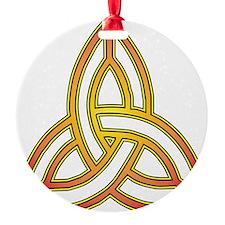 Triquetra - Trefoil Knot Ornament