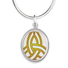 Triquetra - Trefoil Knot Necklaces