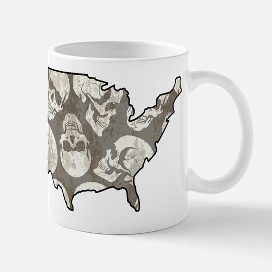 USA - United States Mugs