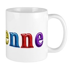 Adrienne Shiny Colors Mugs