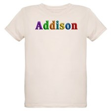 Addison Shiny Colors T-Shirt