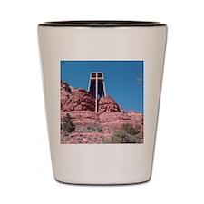 Chapel Rock Shot Glass