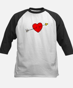 Arrow Through Heart Tee