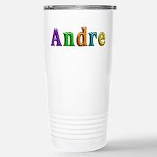 Andre Shiny Colors Travel Mug
