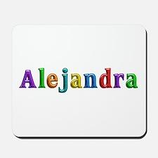 Alejandra Shiny Colors Mousepad