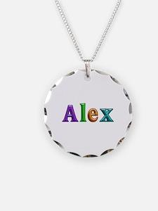 Alex Shiny Colors Necklace