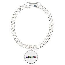 Allyson Shiny Colors Bracelet