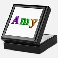 Amy Shiny Colors Keepsake Box